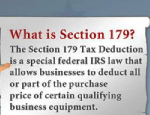 Business Trailers Section 179 Tax Deduction