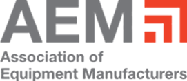 We are a Proud Member of the Association of Equipment Manufacturers